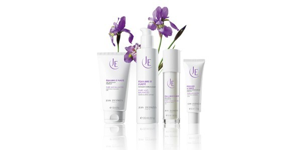Pure & Balanced - Face Care Range - Jean d'Estrées