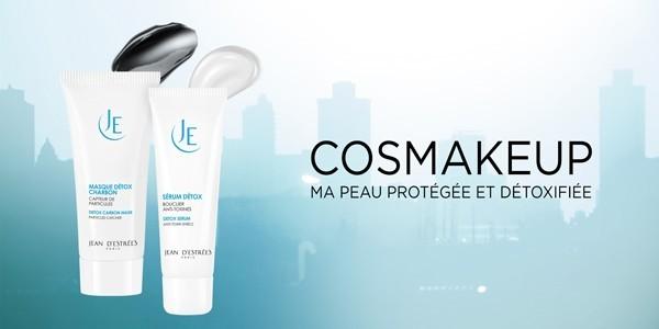 Cosmakeup - Gamme soin visage - Jean d'Estrées
